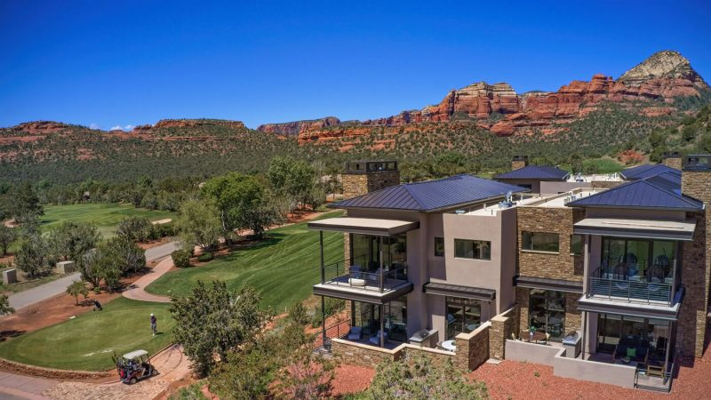 The Enclave at Seven Canyons Sedona