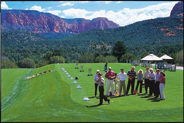 Seven Canyons Golf School