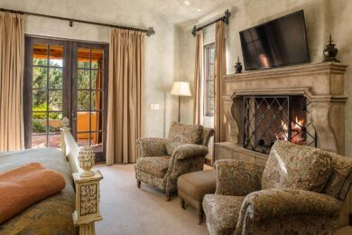 The Villas at Seven Canyons Master Suite