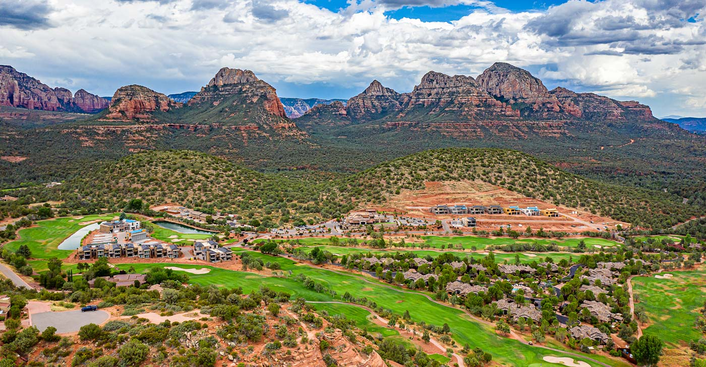 Seven Canyons Private Community