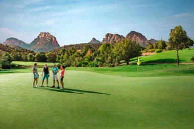 Seven Canyons Sedona Golf