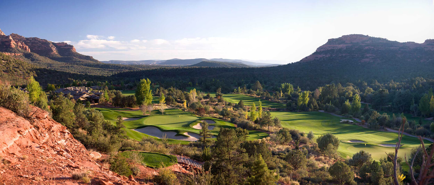 Golf at Seven Canyons Sedona