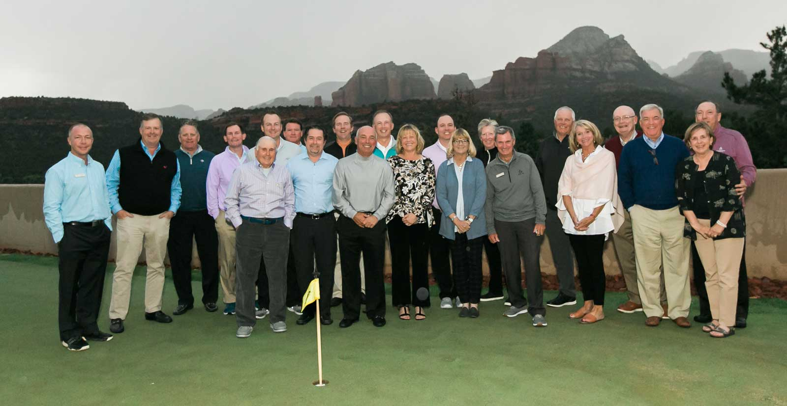 Seven Canyons Golf Event May 2019