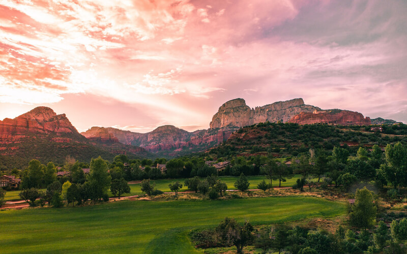 Seven Canyons Golf Course Sedona